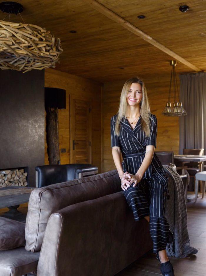 Мария Василенко частный дизайнер квартир в СПБ
