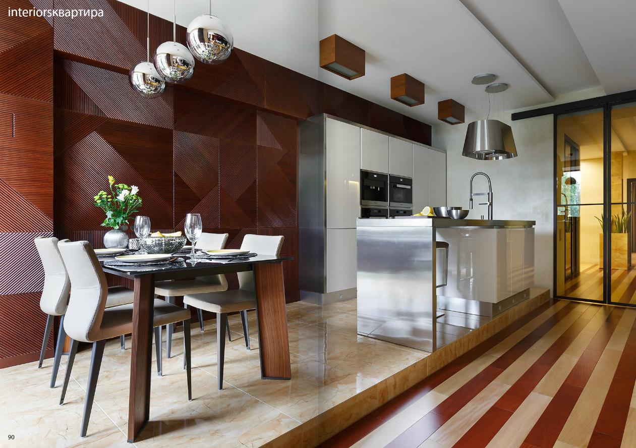 Природу в дом - дизайн интерьера спб